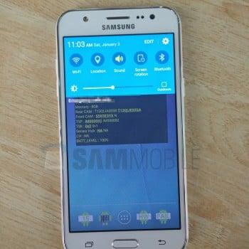 Wiemy jak dokładnie będzie wyglądał Samsung Galaxy J5 26