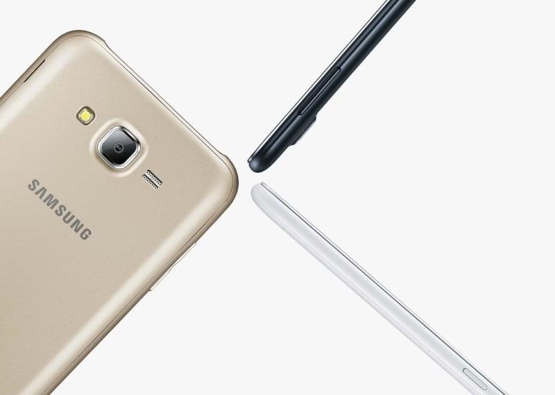 Tabletowo.pl Kolejny przedstawiciel nowej serii Samsunga, Galaxy O7, zdradza swoją specyfikację Android Samsung Smartfony
