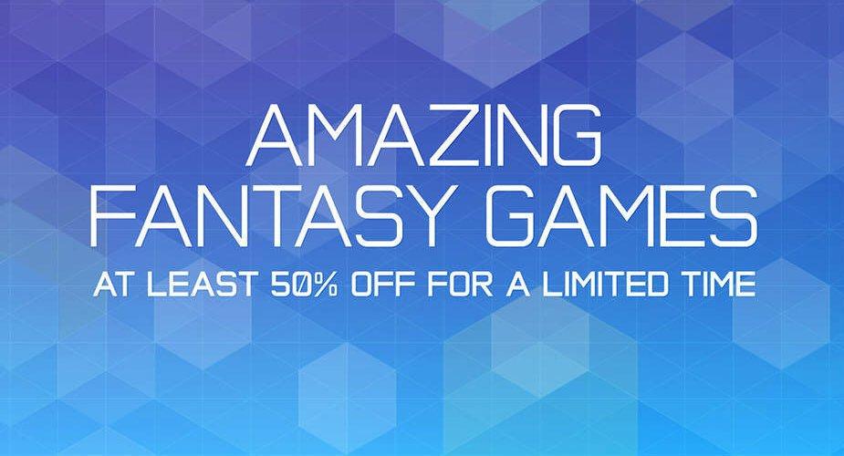 Amazing Fantasy Games - wakacyjna wyprzedaż gier na iPada 18