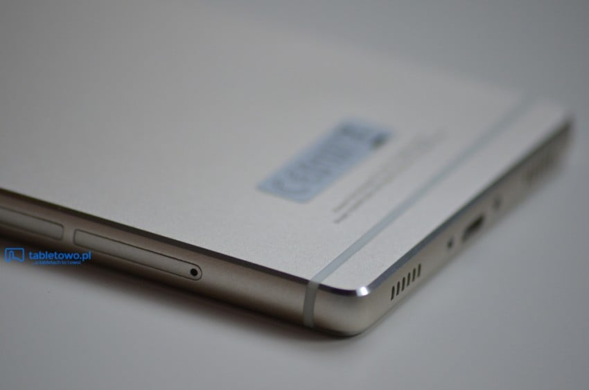 Tabletowo.pl Recenzja Huawei P8 Android Huawei Recenzje Smartfony