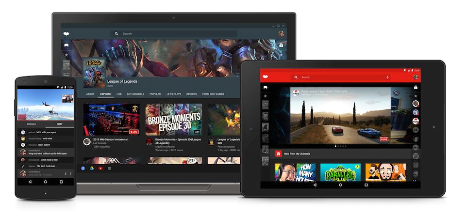 Tabletowo.pl Google rzuca rękawicę Twitchowi - poznajcie YouTube Gaming Ciekawostki