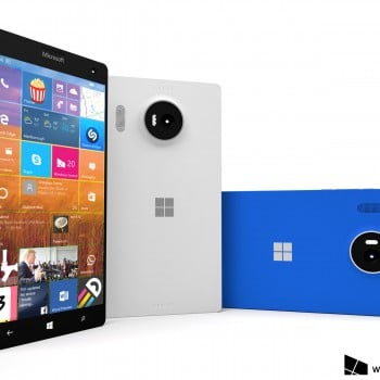 Lumia 950 XL render 1