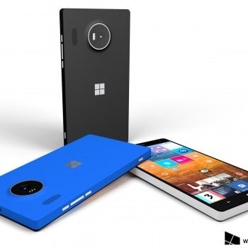 Lumia 950 XL render 2