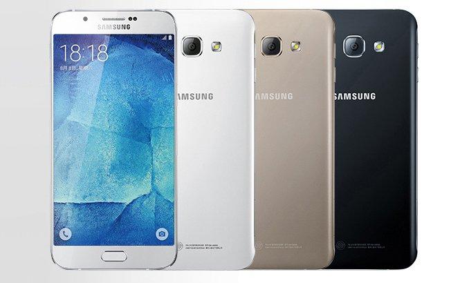 Galaxy A8 (2016) będzie mógł stanąć w szranki z samym Galaxy S6 16
