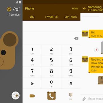 Tabletowo.pl Krótko: dziewięć nowych motywów do pobrania na Samsunga Galaxy S6/S6 edge Aktualizacje Android Samsung Smartfony