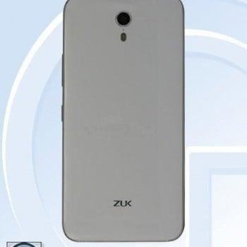 ZUK Z1 pojawił się w TENAA 20