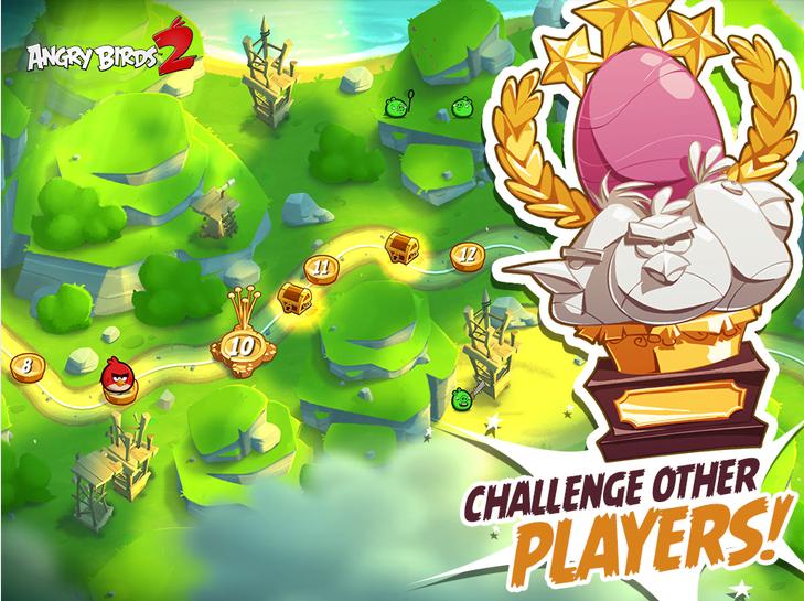Tabletowo.pl Angry Birds 2 pojawiło się dla urządzeń z Androidem oraz iOS Gry Oprogramowanie