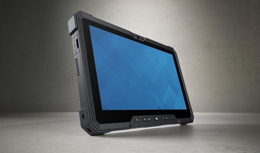 Tabletowo.pl Dell Latitude 12 Rugged to jedno z najbardziej wytrzymałych urządzeń mobilnych Dell Nowości Tablety Windows