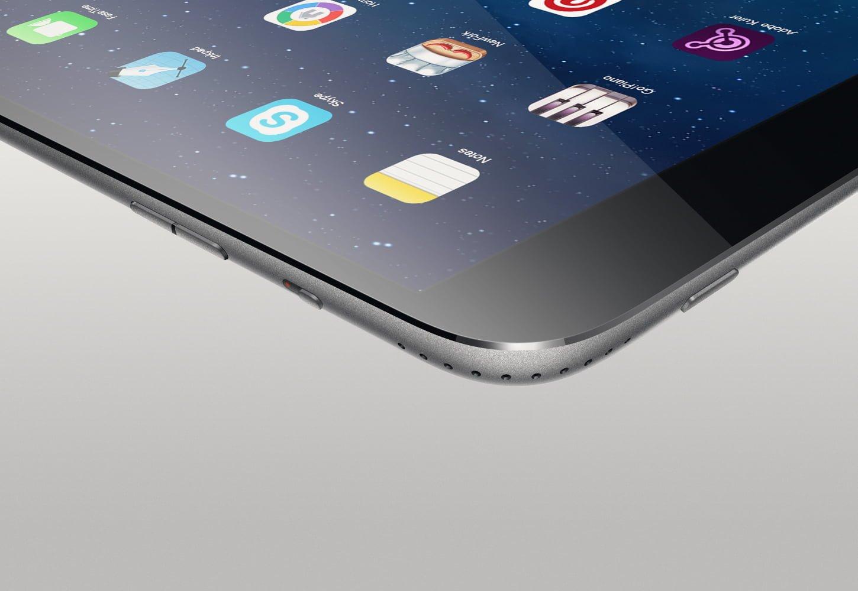 Tabletowo.pl iPad Pro pojawi się na rynku pod koniec roku Apple iOS Krótko Plotki / Przecieki Tablety
