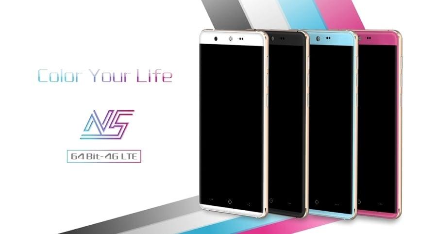 Kingzone N5 z Androidem 5.1, 2GB RAM, dual SIM i LTE za 112 dolarów 16