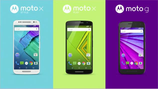 Tabletowo.pl Motorola oficjalnie zaprezentowała Moto X Style, Moto X Play i Moto G (2015) Android Motorola Nowości Smartfony