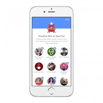 Tabletowo.pl Facebook wprowadza możliwość dostosowania wyświetlania nowości Android Aplikacje iOS Smartfony Social Media