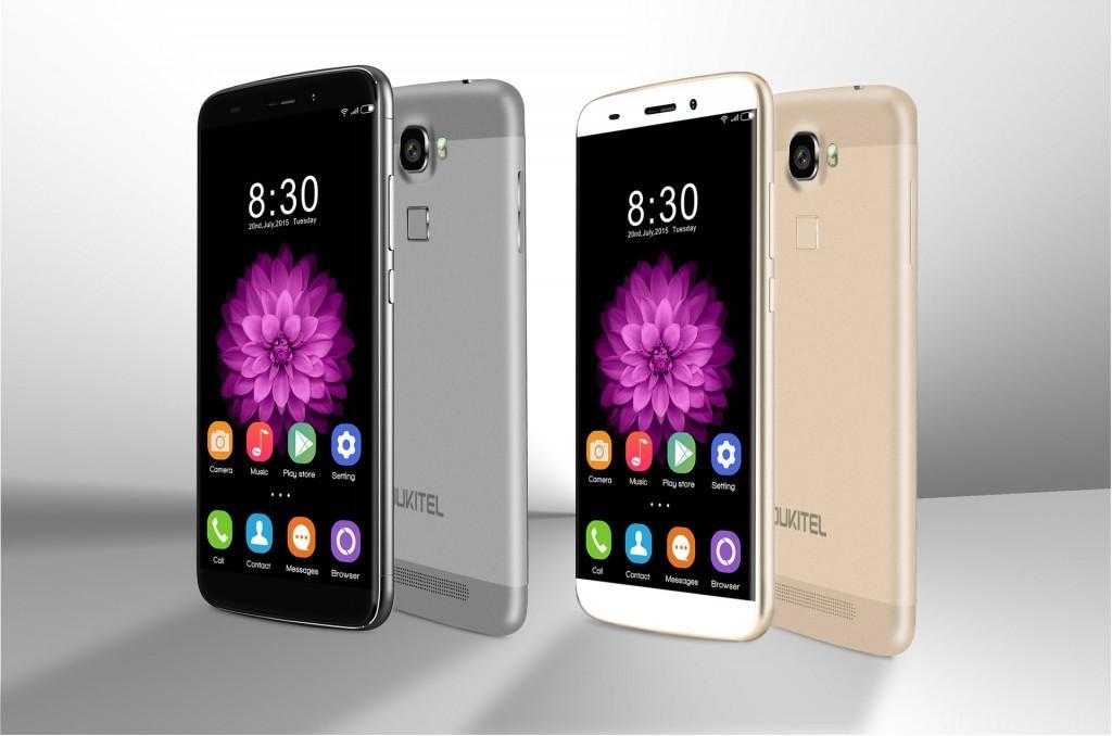 Tabletowo.pl Oukitel zaprezentował swój flagowy model U10 za jedyne 160 dolarów Android Nowości Smartfony
