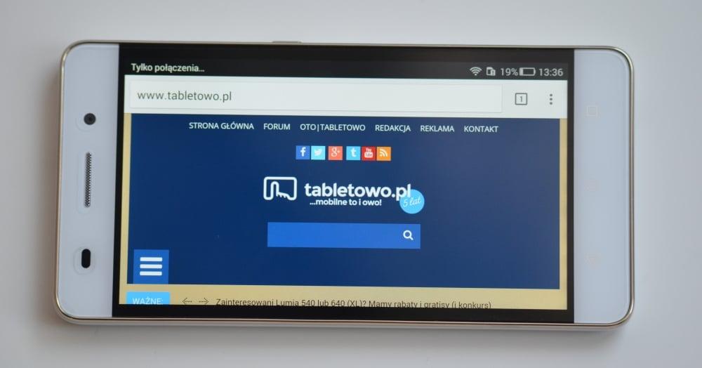 Tabletowo.pl Obecnie wykorzystujemy na urządzeniach mobilnych siedem razy więcej transferu danych niż pięć lat temu Ciekawostki Smartfony Tablety
