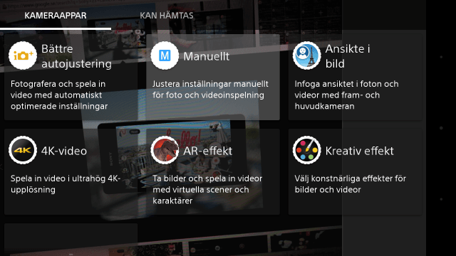 Tabletowo.pl Prace nad nową nakładką Sony coraz bliższe ukończeniu. Pojawiły się nowe zrzuty ekranu Plotki / Przecieki Sony