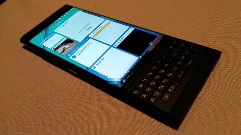 BlackBerry Venice - kanadyjski slider z Androidem coraz bliższy oficjalnej prezentacji 19