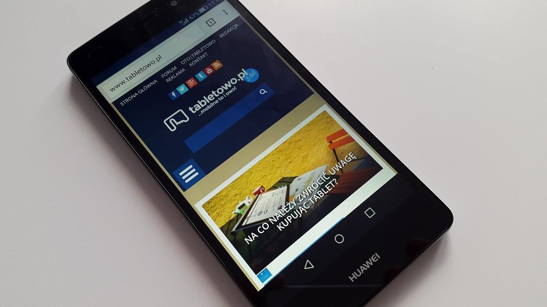 Huawei wciąż pamięta o P8 Lite - smartfon dostał najnowsze poprawki zabezpieczeń Androida 20