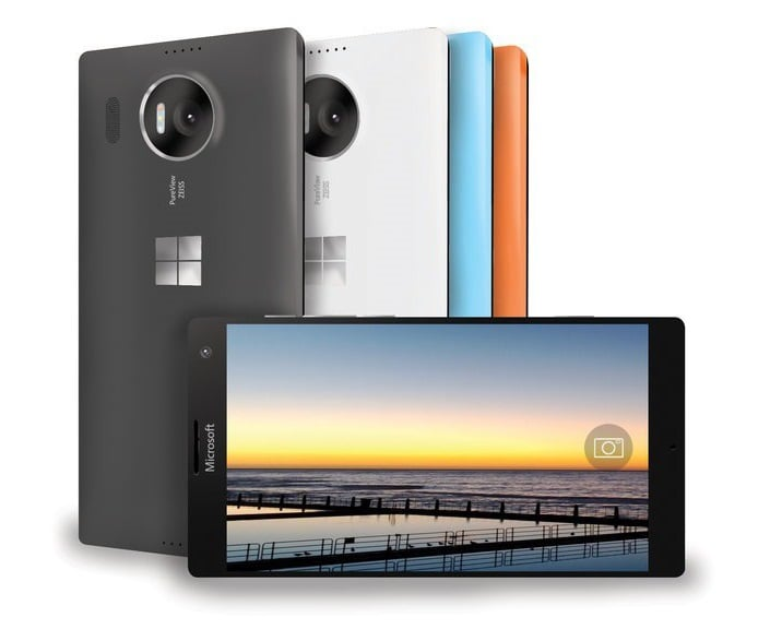 Tabletowo.pl Pod koniec tego roku Microsoft zaprezentuje 3 nowe Lumie: 940, 940 XL i 840 Microsoft Plotki / Przecieki Smartfony Windows