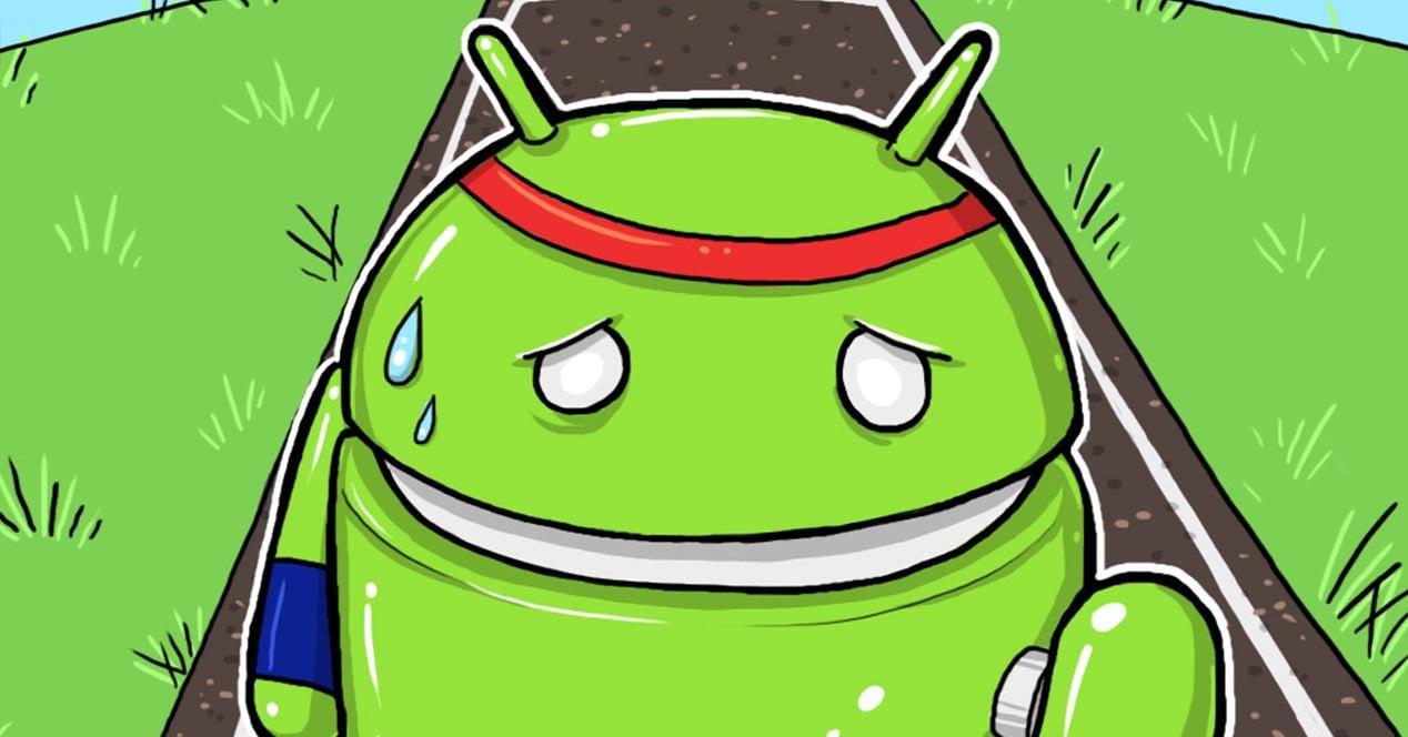 """""""Lagujący Android"""" i mit powolnej maszyny wirtualnej 1"""