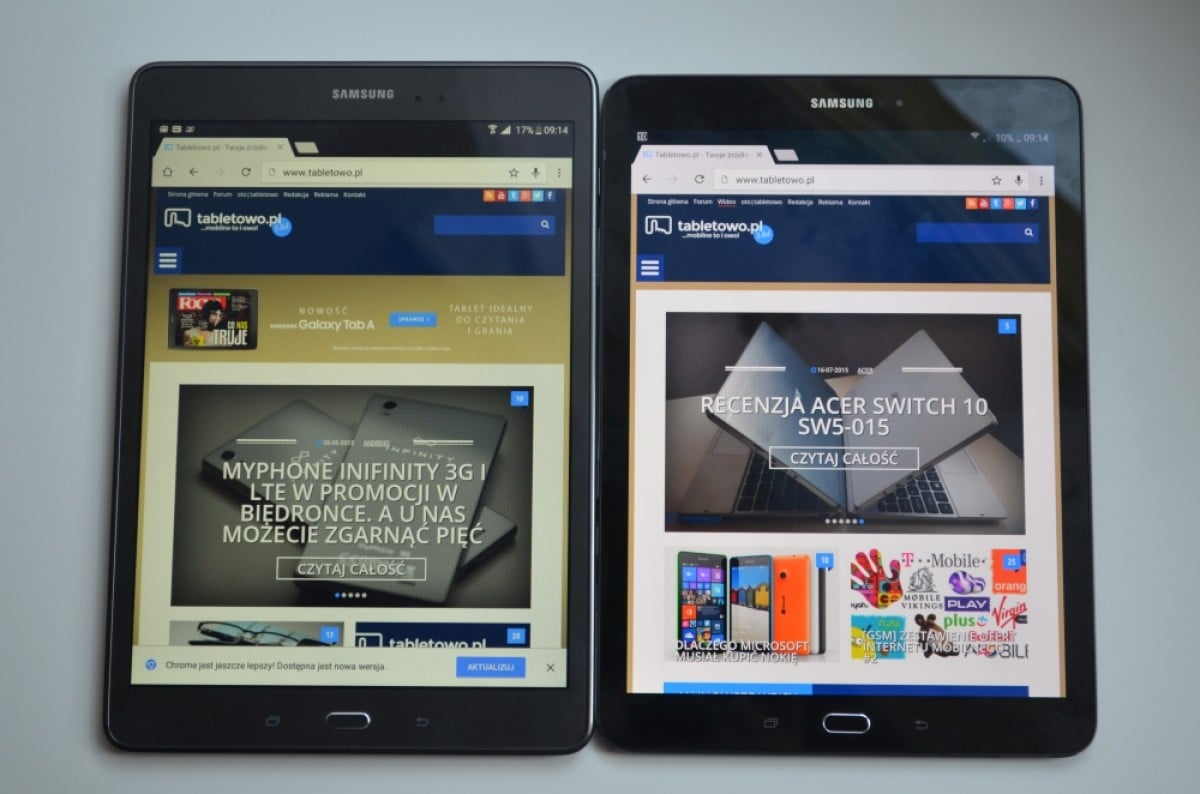 Samsung Will Embrace The 4:3 Tablets with The Galaxy Tab 2 S