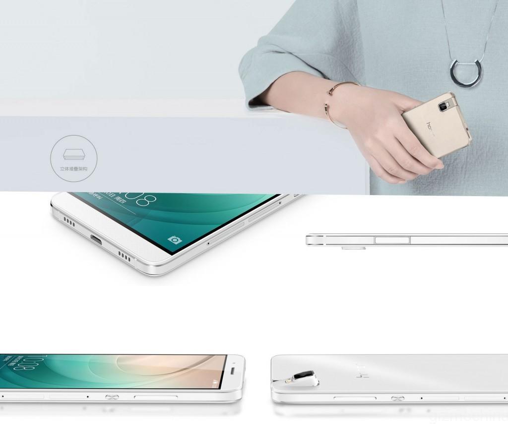 Tabletowo.pl Obracany aparat w Honor 7i stał się rzeczywistością Android Huawei Nowości Smartfony