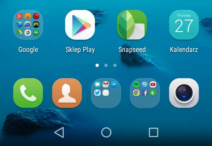 Nowe EmotionUI 5.0 od Huawei ma być prostsze w użytkowaniu 16