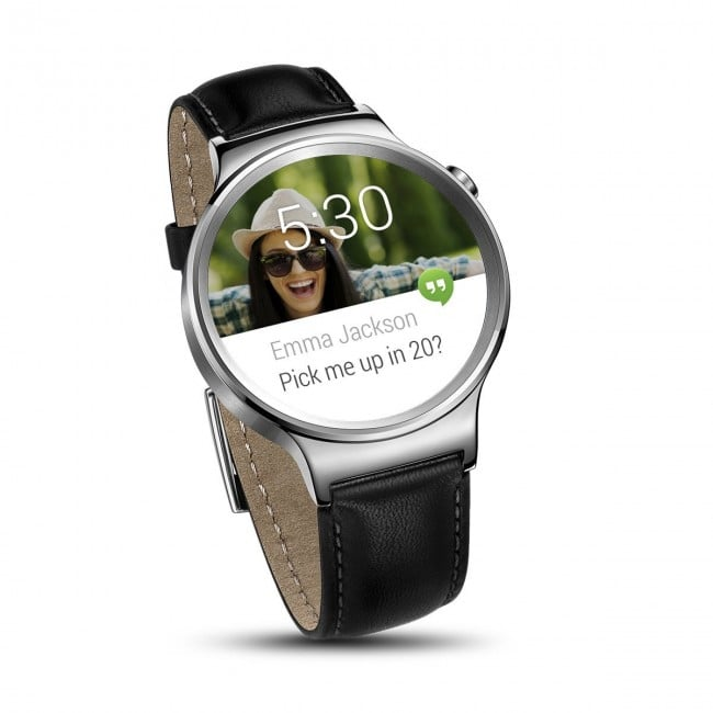 Huawei Watch dostępny w przedsprzedaży na Amazonie - od 350 dolarów 22