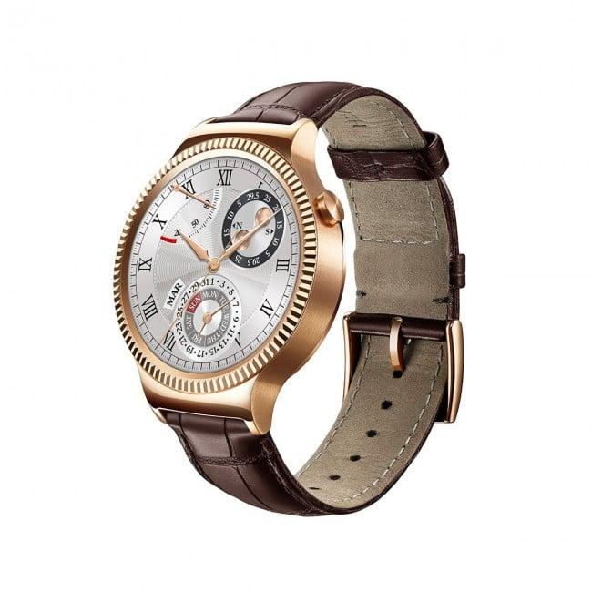 Huawei Watch dostępny w przedsprzedaży na Amazonie - od 350 dolarów 24