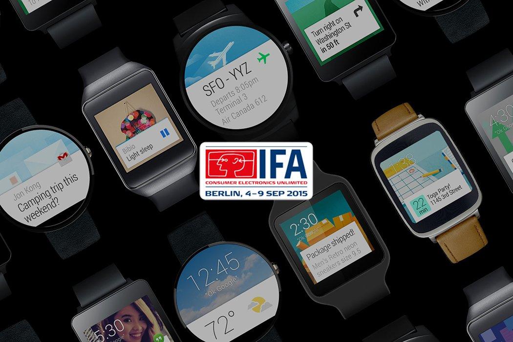 IFA 2015 za rogiem - czy królować będą smartwatche? 22
