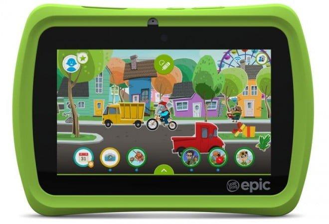 Tabletowo.pl Kolejny tablet stworzony z myślą o najmłodszych użytkownikach. Poznajcie LeapFrog Epic Android Nowości Tablety