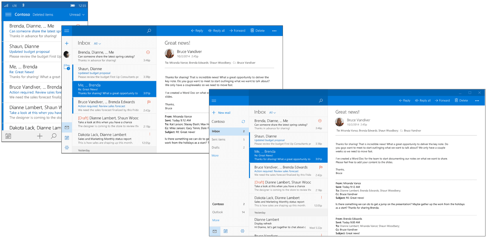 Windows Phone 8.1 kontra Windows 10 Mobile – wzornictwo i interfejs 19