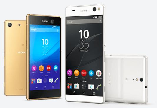 Sony oficjalnie zaprezentowało nowe Xperie ze średniej półki: C5 Ultra oraz M5 21