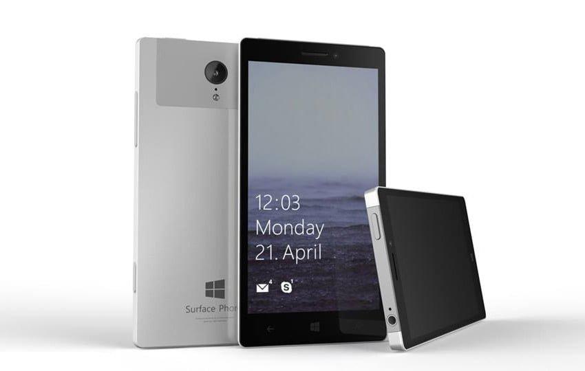 Microsoft wykupił domenę surfacephone.com 21