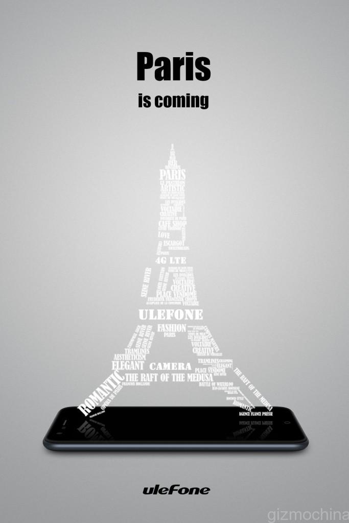 Tabletowo.pl Ulefone Paris - ładny szklano-aluminiowy smartfon ze średniej półki Android Nowości Smartfony