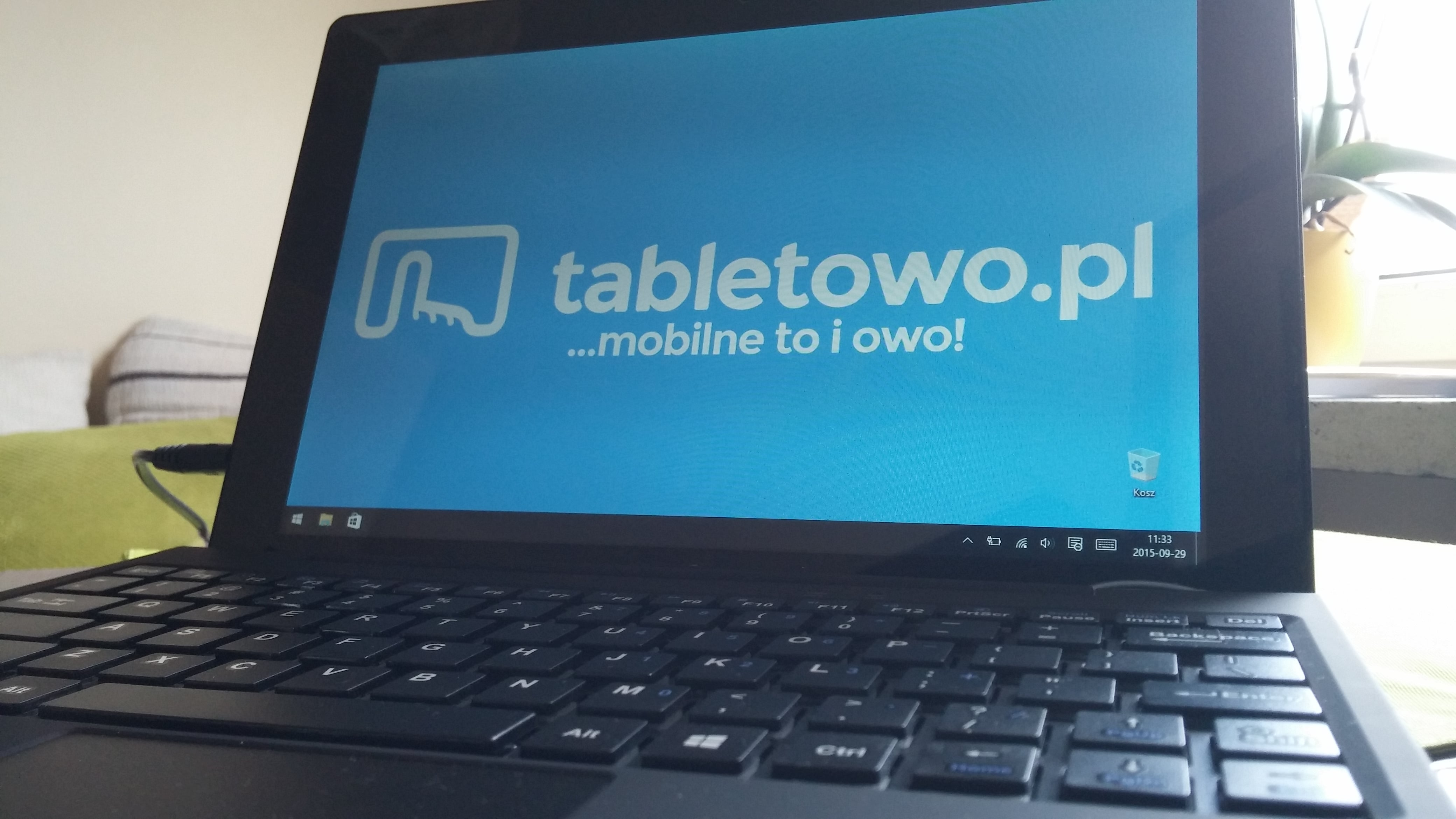 Tabletowo.pl Recenzja (już pełnoprawnej) hybrydy Kruger&Matz Edge 1083 Hybrydy Kruger&Matz Nowości Recenzje Tablety Windows