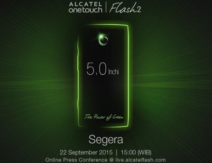 Alcatel One Touch zapowiada premierę Flash 2 na 22 września 16