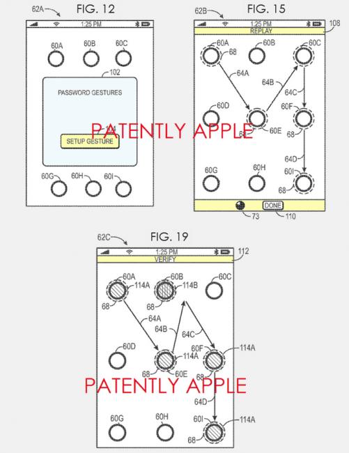 Apple patent wygięty i giętki ekran 2
