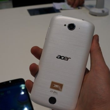 Tabletowo.pl IFA 2015: Stworzony do selfie - Acer Liquid Z530 zaprezentowany Acer Android Smartfony