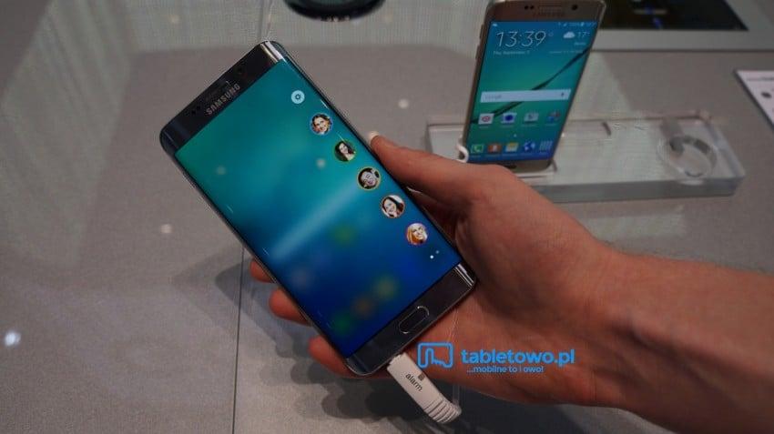 Tabletowo.pl IFA 2015: Przegląd zmian w Samsungu Galaxy S6 Edge+ Android Samsung Smartfony