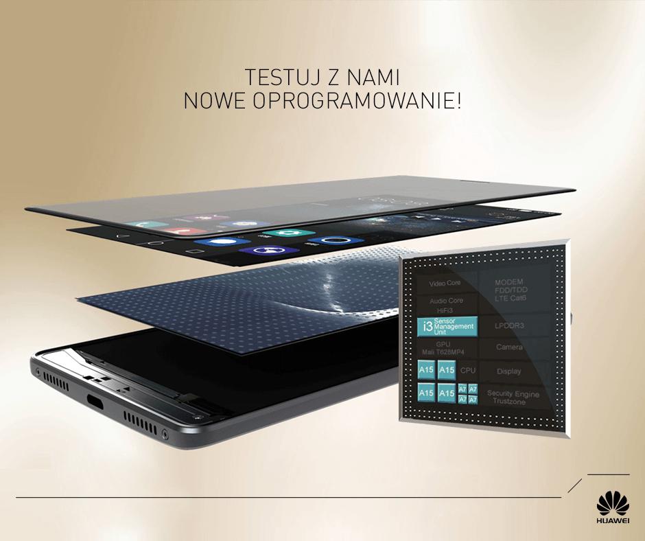 Huawei zachęca posiadaczy P8 i P8 lite do testowania Androida 5.1 29