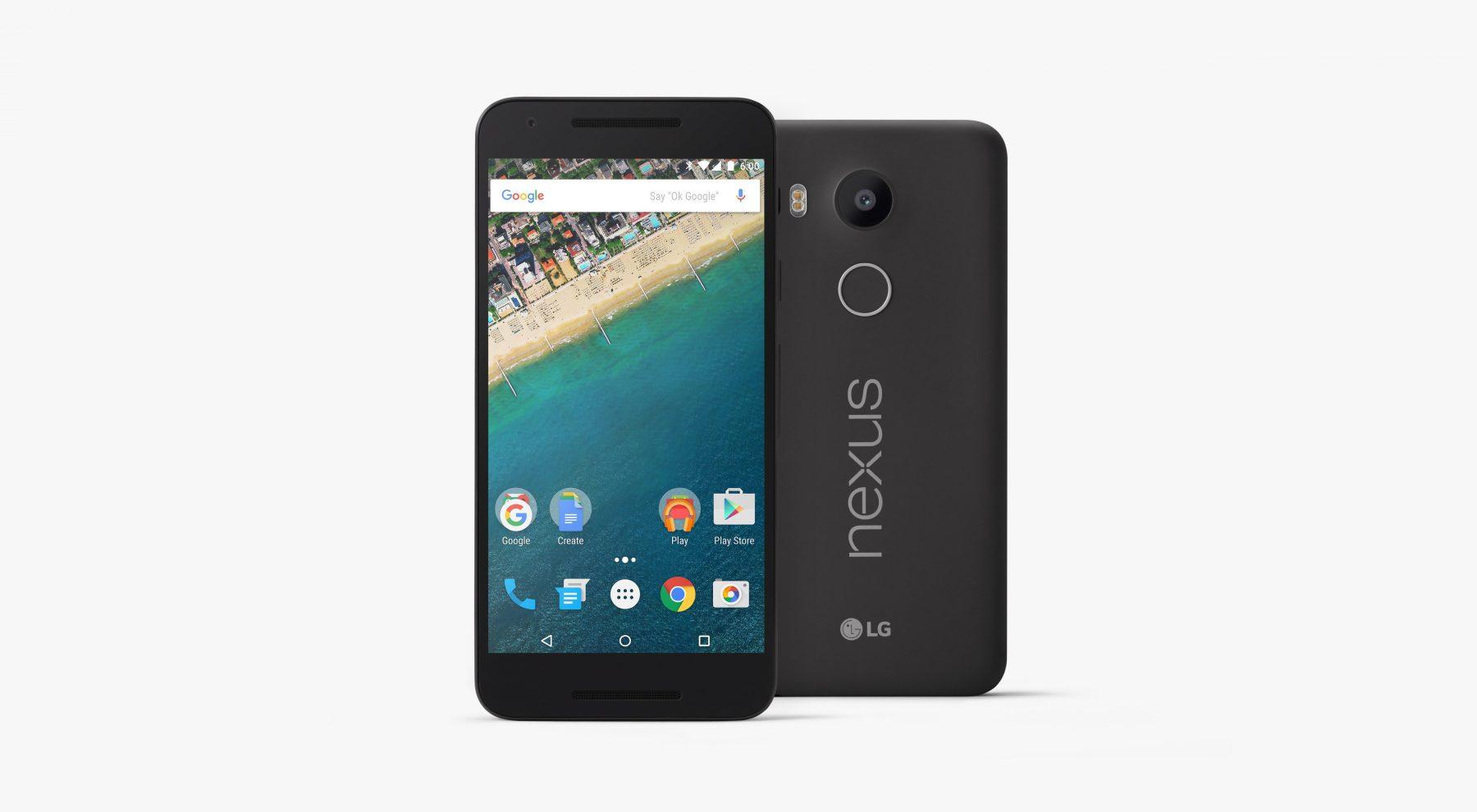 Tabletowo.pl Promocja: Nexus 5X 32 GB za 1999 zł Android Google LG Promocje Smartfony