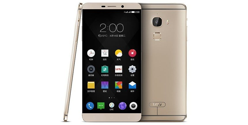 Tabletowo.pl LeTV Max 2 może być pierwszym smartfonem z 6 GB pamięci RAM Android Chińskie Plotki / Przecieki Smartfony