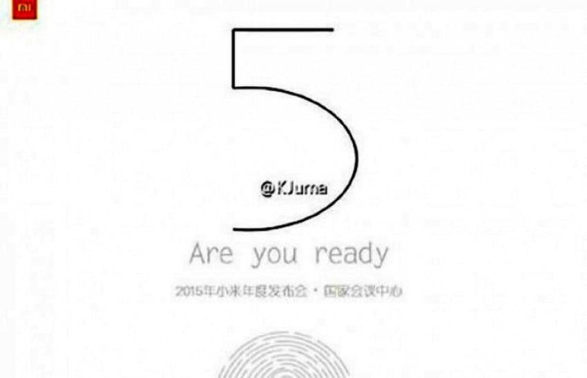 Tabletowo.pl Xiaomi Mi 5 ze Snapdragonem 820 może zadebiutować jeszcze w tym roku Android Chińskie Smartfony Xiaomi