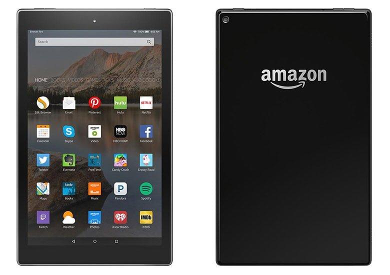 Tabletowo.pl Wiemy już jak będzie wyglądał nowy 10-calowy Kindle Fire Amazon Android Plotki / Przecieki Tablety