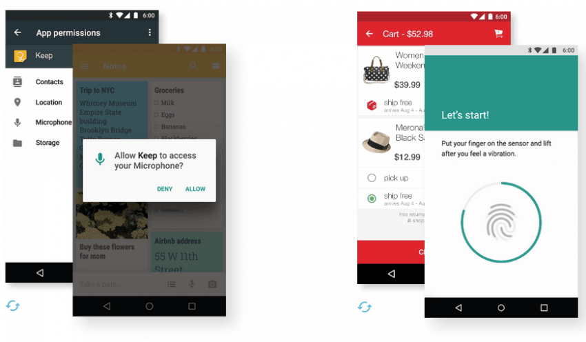 Tabletowo.pl Android 6.0 Marshmallow - najważniejsze zmiany i nowości Android Nowości