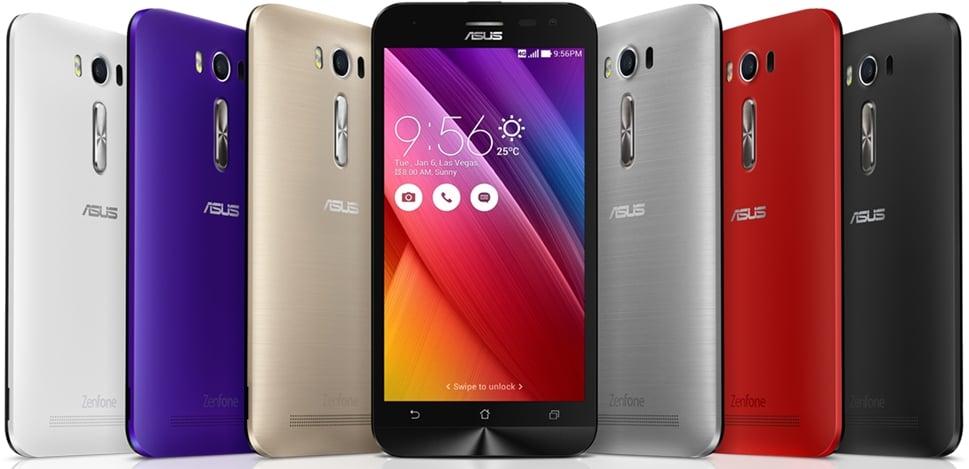 Tabletowo.pl Zenfone 2 Laser lub Zenfone Selfie jako deska do krojenia? Asus udowadnia, że jak najbardziej Android Asus Smartfony