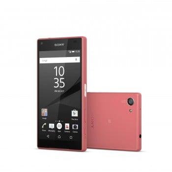 Trzy modele Sony Z5 doczekały się oficjalnej premiery 22