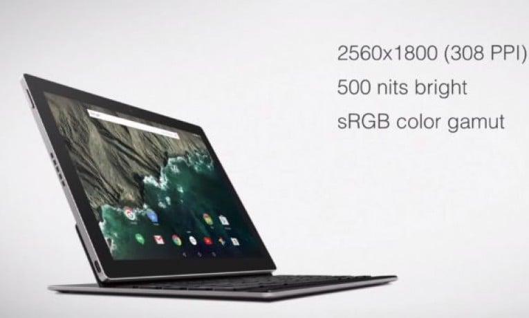 Google Pixel C to nowy tablet z czystym Androidem (6.0), ekranem 10,2″ i dedykowaną (dodatkowo płatną) klawiaturą