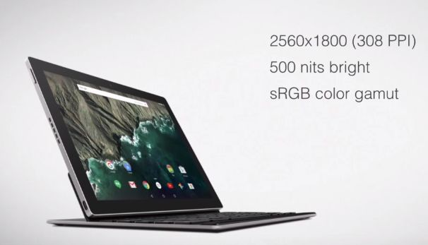 """Tabletowo.pl Google Pixel C to nowy tablet z czystym Androidem (6.0), ekranem 10,2"""" i dedykowaną (dodatkowo płatną) klawiaturą Android Google Hybrydy Tablety"""