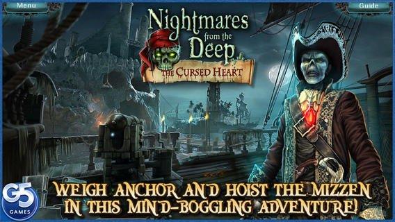 Tylko teraz pełna wersja Nightmares from the Deep za darmo na iOS 16